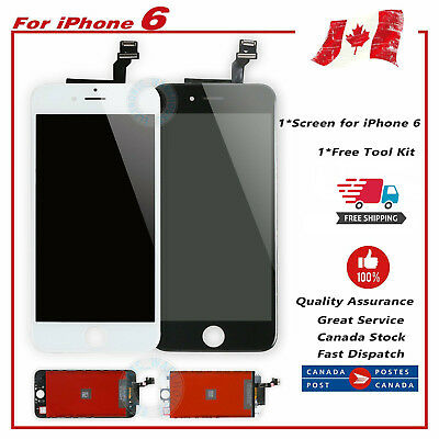 "For iPhone 6 4.7"" LCD Touch Screen Retina Display Digitizer Assembly Replacement"