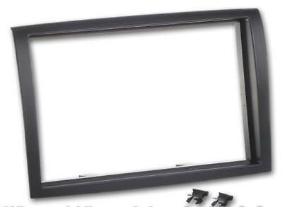 For Fiat Ducato 3 Type 250 Car Radio Panel Mounting Frame Double Din 2-DIN