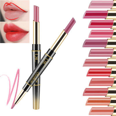 14 Color Waterproof Super Stay 24Hour 16Color/2 in 1 Lipstick Matte Lip Liner NT