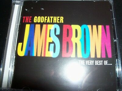 James Brown – The Godfather - The Very Best Of (Australia) CD – Like New