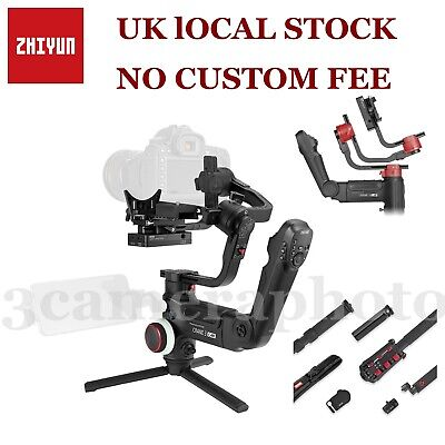 Zhiyun Crane 3Lab Handheld Stabilizer for Canon Sony Panasonic Nikon DSLR Camera