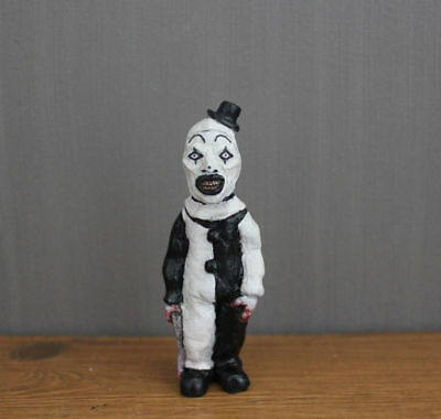 Art the Clown - Terrifier - All Hallows Eve - Horror - Plastic - Art Toy