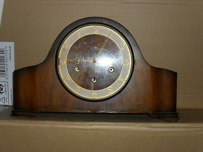 Vintage Art Deco Mantle Clock with Westminster chime