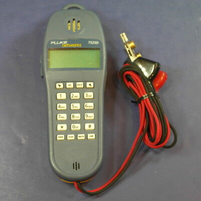 Fluke TS25D Test Set, Good Condition