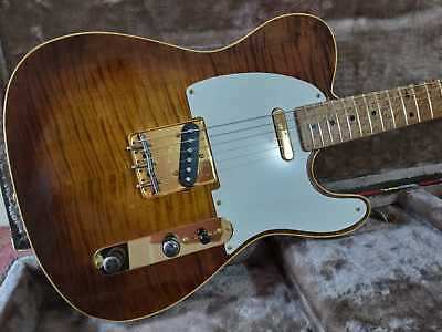 Telecaster Custom LTD '52 reissue, Roasted Maple Neck, Pickups Hand/W Don Mare.