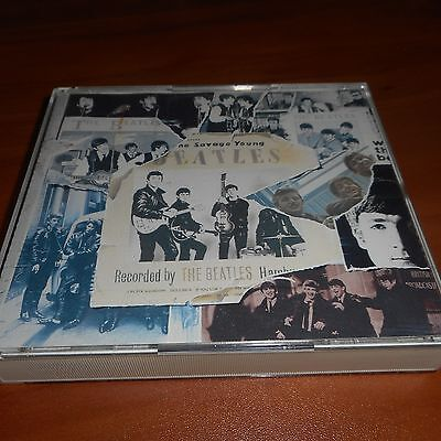 Anthology 1 by The Beatles (CD, Nov-1995, 2 Discs, Apple/Capitol) Used 60 Hits