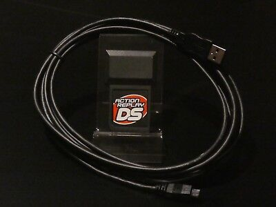 Action Replay DS & Kabel für Nintendo DS (Xploder, Cheatmodul) Pokemon