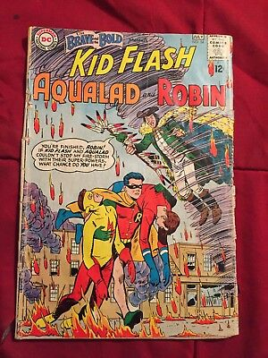 Brave and the Bold #54 1st App Teen Titans [DC Comics, 1964]
