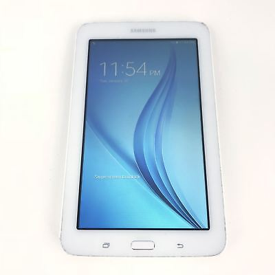 Samsung Galaxy Tab E Lite SM-T113 8GB - Wi-Fi, 7 in - White Android Tablet