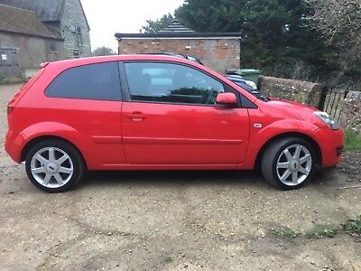 Ford Fiesta 1.2 petrol Zetec Climate, 55,000 miles FULL SERVICE HISTORY