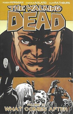 THE WALKING DEAD Volume 18 TPB issue 103-108 WHAT COMES AFTER Image Comics TV