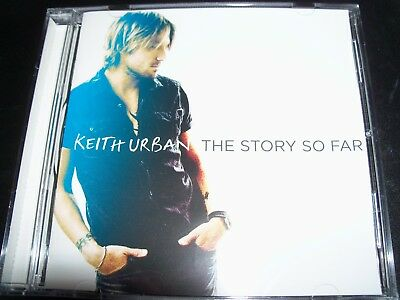 Keith Urban The Story So Far Greatest hits Very Best Of Country CD - Like New