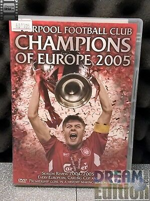 Liverpool Football Club: Champions Of Europe 2005 (2005) Sport, Football [DEd]