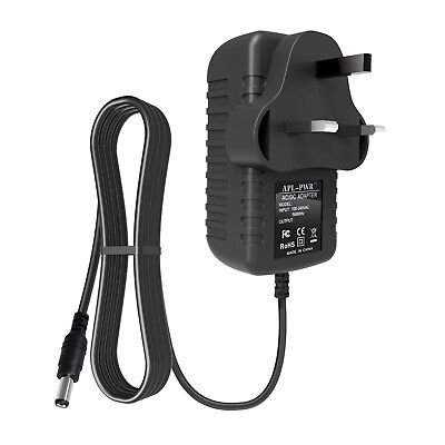 Uk Plug Mains Ac/dc Power Supply Adapter For Aoition Ad050500500Uk