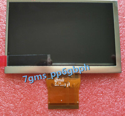 1PC CPT 5inch LCD screen CLAA050LA0ACW For Car navigation display MP4 display