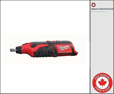 Milwaukee M12 Cordless Rotary Tool 2460-20 Cutting Grinder Compact [Tool Only]