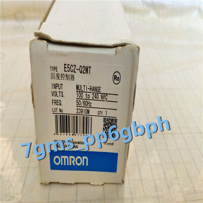 1PC For Omron E5CZ-Q2MT E5CZQ2MT Temperature Controller 100-240VAC