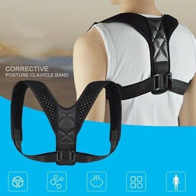 Body.Wellness Posture Corrector (Adjustable to All Body Sizes) FREE SHIPPING NEW