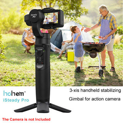 Hohem iSteady Pro Handheld Gimbal Stabilizer for Action Camera For GoPro Hero YI