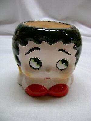 Betty Boop Mug 1994 New Red Dress Vandor No Box