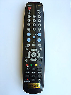 BN59-00687A Replacement  Remote Control for Samsung Televisions.