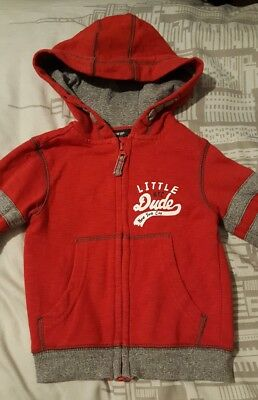2ce8f2a7af2ce BOYS RED JACKET 12-18 months - from George at asda - £1.00   PicClick UK