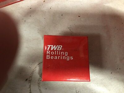 TWB Roll Bearings Rillenkugellager 2204 2RS