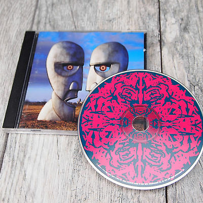 1994 Pink Floyd - The Division Bell CD - Columbia Records - CK 64200