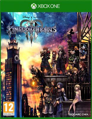 Kingdom Hearts 3 (Xbox One)  NEW SEALED *** PRE-ORDER - RELEASED 29/01/19 ***