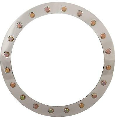 Raceline Beadlock Ring 15 In Polished Rbl-A15-Outer-Alum
