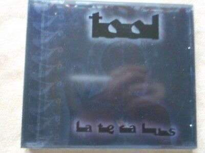 """Tool """"lateralus"""" Hdcd Cd With Translucent Black Slipcase 2001"""