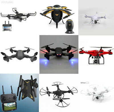 C404 WIFI RC 5G 2.4G Remote Drone W/ HD Camera GPS FPV Brushless Helicopter Gift