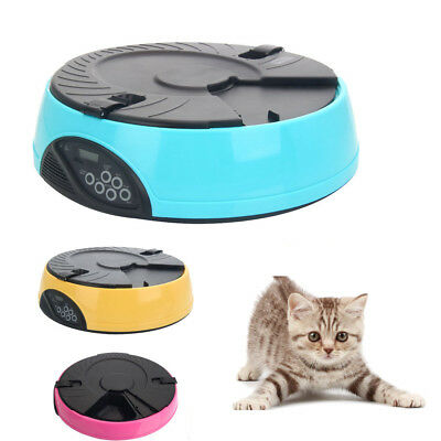 New Automatic Cat Dogs Water Fountain Drinking Feeder Pet Bowl Dish Dispenser