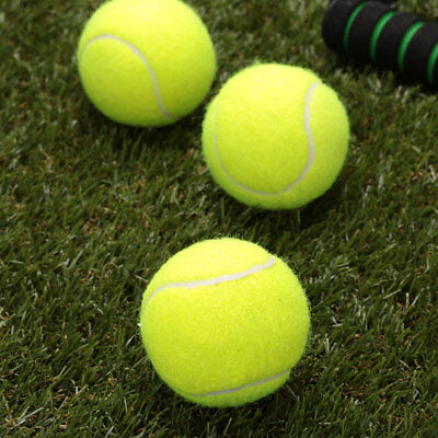 9231 Tennis Ball Durable Elasticity Round Training Learning Sports Exercise Adul