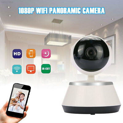 V380 WIFI Network Camera Remote Video 360°Eyes H.380 Support Android IOS