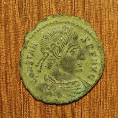 Constans AE3 - Ancient Roman Bronze Coin