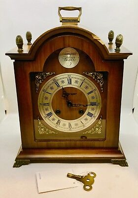 Tempus Fugit Table Clock