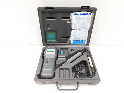 Bacharach Monoxor II Portable Carbon Monoxide Electronic Gas Analyzer (E20-802)