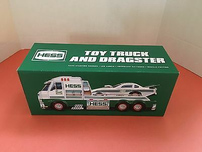 2016 Hess Toy Truck and Dragster. Brand NEW
