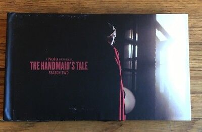 The Handmaid's Tale Season 2 DVD Set FYC Hulu 2018 SPECIAL PACKAGING