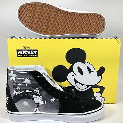 VANS VAULT Donald Duck SK8 high end DISNEY joint casual