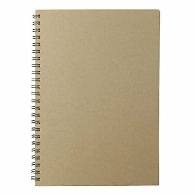 MUJI Made in Japan 80 sheets Sketch Drawing Kids Paper Pad Recycled Paper F//S