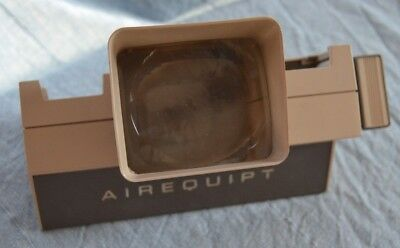Vintage Airequipt Automatic Slide Viewer Battery USA AS IS