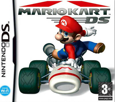 DS Mario Kart (Nintendo DS, 2005) game NEW & Factory Sealed FREE FAST DELIVERY