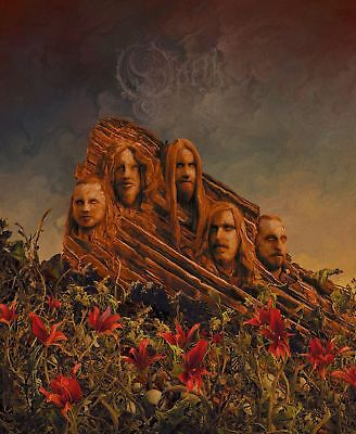 Garden Of The Titans Opeth Live At Red Rock OPETH DVD + 2 CD SET all areas