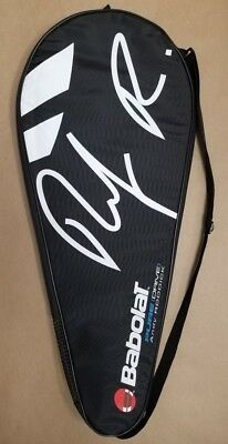 Genuine Babolat Pure Drive Andy Roddick Tennis Racquet Full Cover Bag