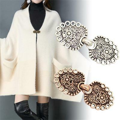 Vintage Cardigan Duck Clip Pin Women Sweater Scarf Clasp Charm Accessories UK