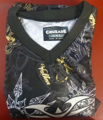 Valken Crusade Paintball Jersey XRAY 3XL XXXL NEW