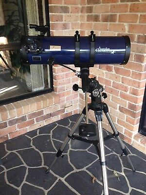 STARVIEW 150EQ Reflector Telescope