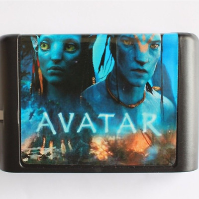 AVATAR 16 bit MD Game Card For Sega Mega Drive For SEGA Genesis